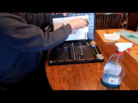 Epson Perfection V200 Scanner - How to clean inside the glass