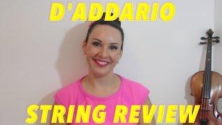 d addario strings review   7 types   prelude kaplan zyex proarte