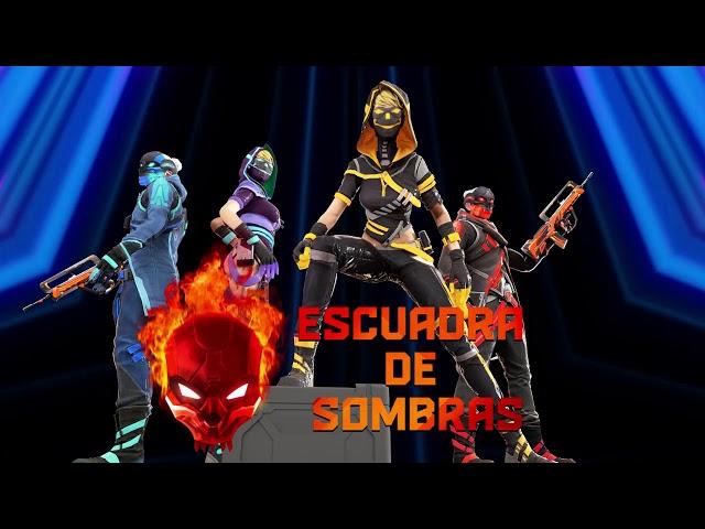 🔥¡Llegó la ESCUADRA DE SOMBRAS!🔥 - Free Fire