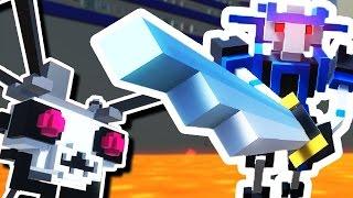 【機器人決鬥場】人類最後的救世者!! | 逃脫機器國王的掌控!! thumbnail