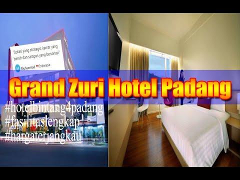 Grand Zuri Hotel Padang, Bintang 4 Fasilitas Lengkap Di Padang Sumatera Barat