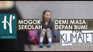 Gadis Belia Calon Peraih Nobel Perdamaian