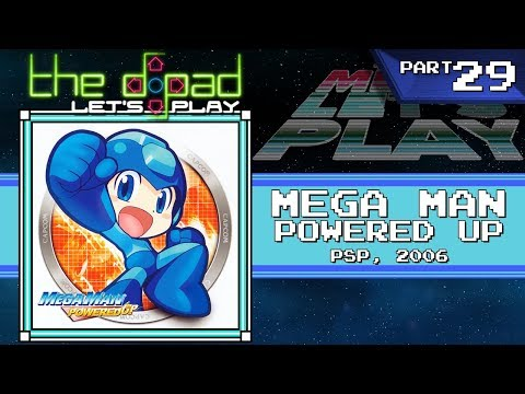 """""""Shit Sprinkles on a Dick Cake"""" - PART 29 - Mega Man Powered Up 