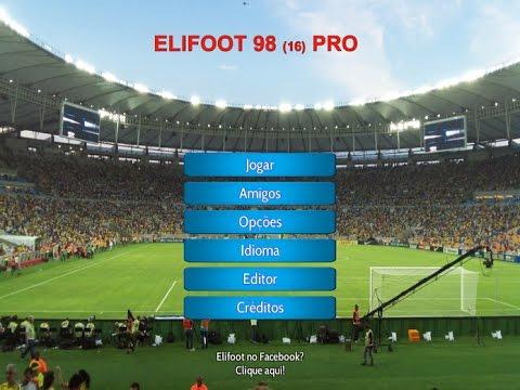 elifoot 98 com registro gratis