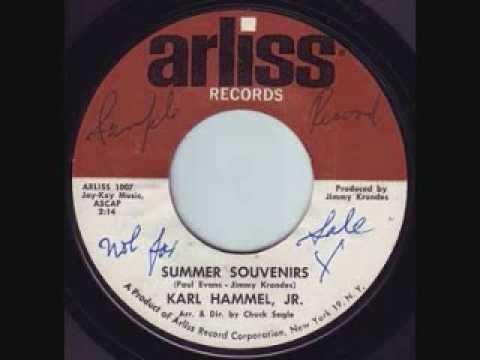 Karl Hammel, Jr. - Summer Souvenirs (1961)