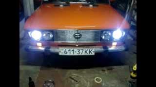оптика с BMW на ВАЗ