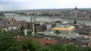 アキーラさん訪問⑬ハンガリー・ブダペスト・王宮の丘,Castle-hill,Budapest,Hungary