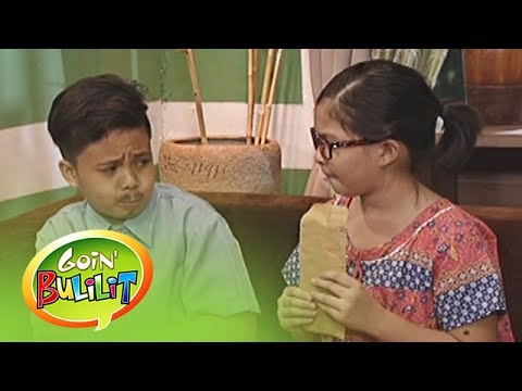 Goin' Bulilit: Reverse Psychology