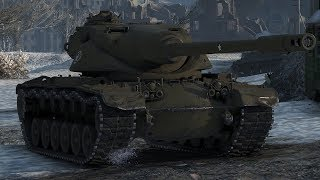 World of Tanks T54E1 - 8 Kills 9,2K Damage