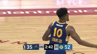 Jacob Evans (18 points) Highlights vs. Salt Lake City Stars