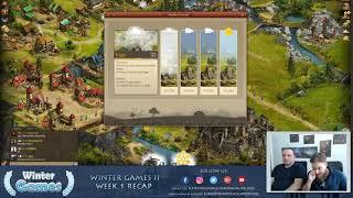 Imperia Online: Winter Games II Week 1 Recap