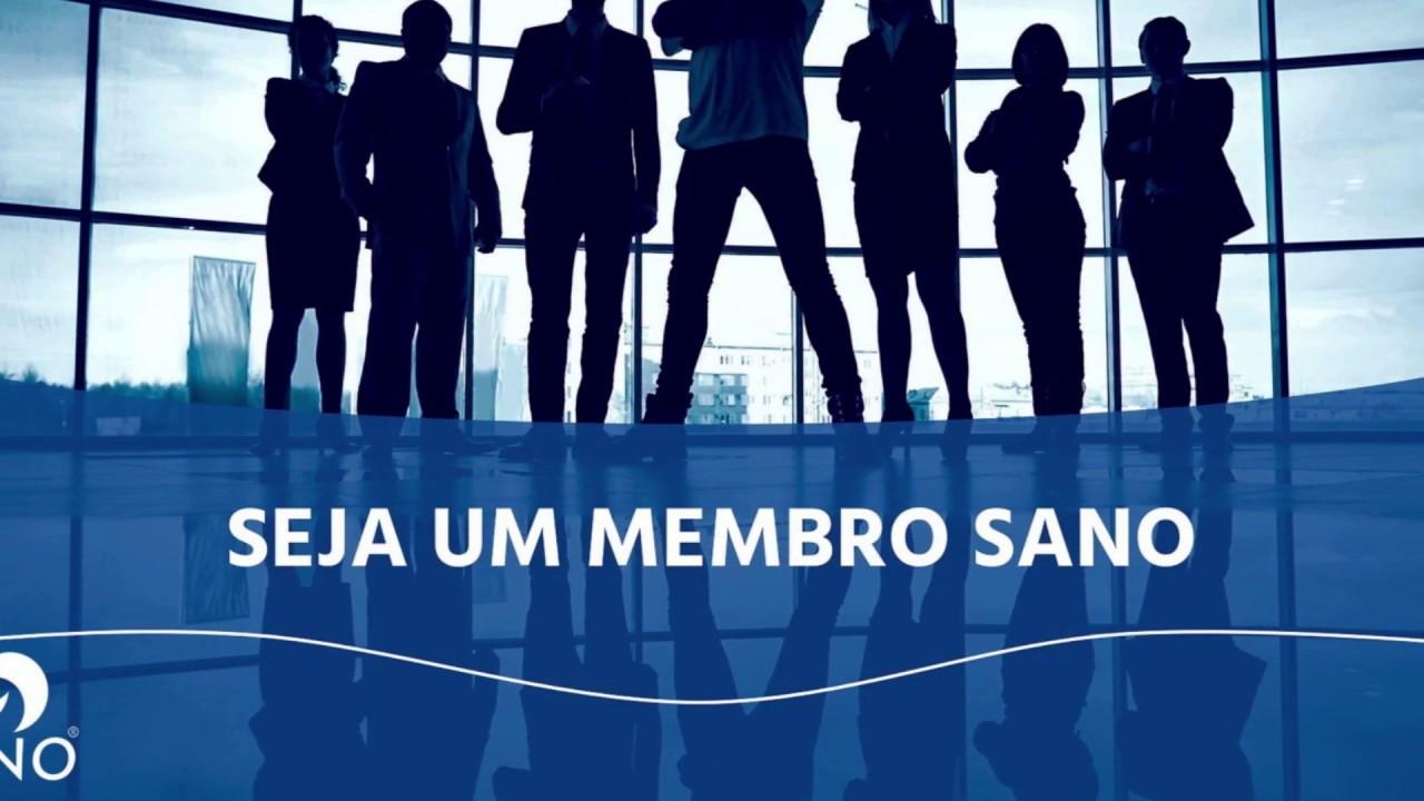 Seja um membro SANO