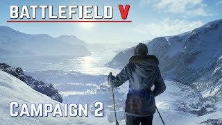 Battlefield V - Nordlys Campaign Walkthrough