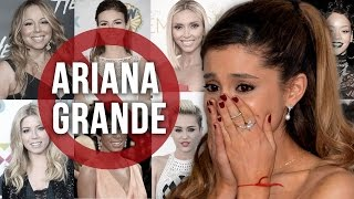 Repeat youtube video 9 Famosos Que Han Insultado a Ariana Grande