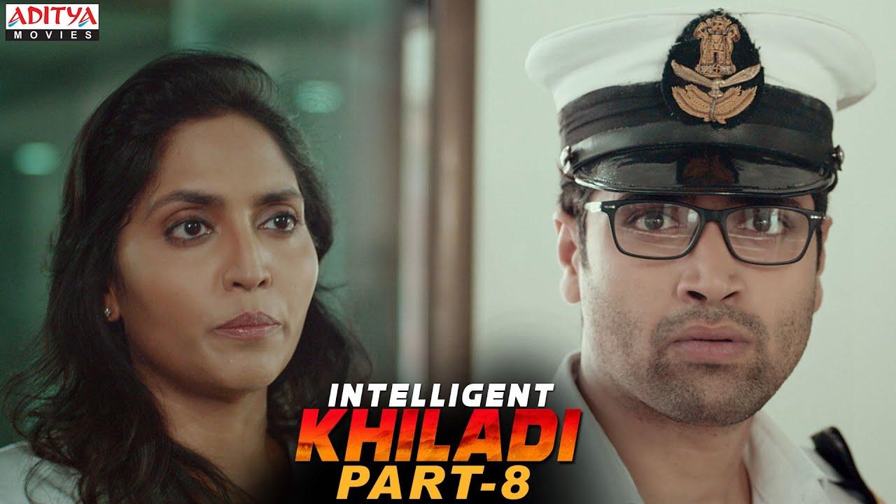 Intelligent Khiladi Latest Hindi Dubbed Movie Part 8 || Adivi Sesh, Sobhita Dhulipala