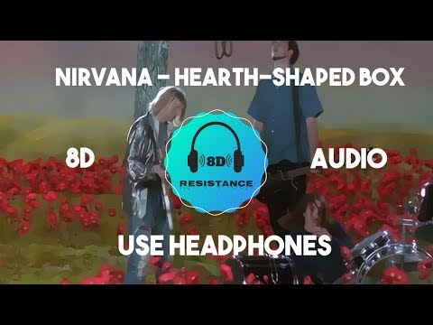 Nirvana - Heart-Shaped Box [8D TUNE]