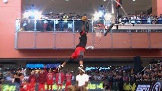 Slam Dunk Contest | Leg 2 | CTG Pilipinas 3x3 Patriot's Cup 2019 Video