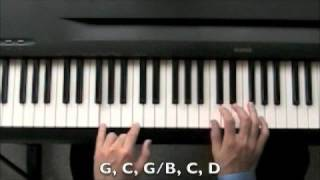acdc you shook me all night long rock piano lesson