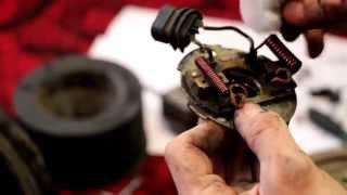 Як зняти вентилятор пічки, розбирання мастило двигуна, заміна роз'єму. УАЗ Патріот.