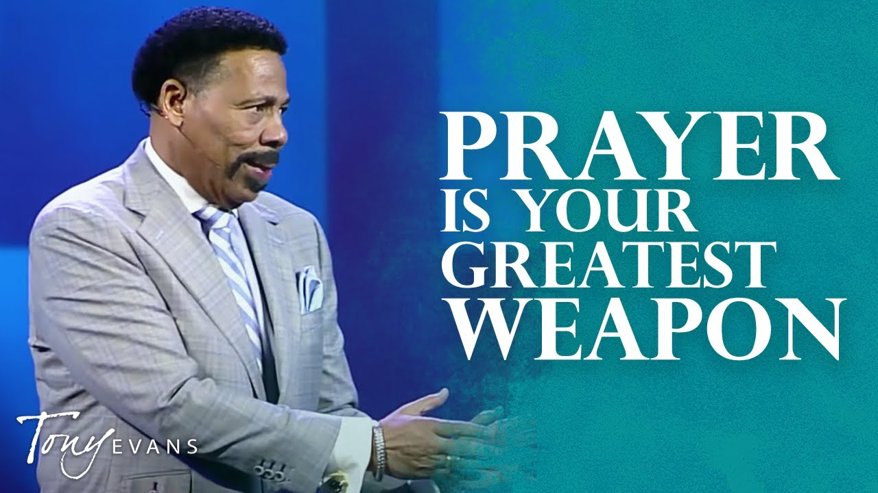 Getting Through The Enemy's Line With Prayer | Sermon by Tony Evans