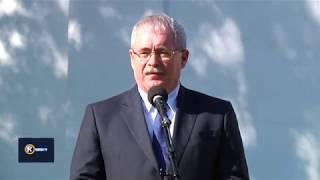 Dr.  Fazekas Sándor köszöntője Abádszalók város napján