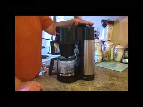 Bunn Tim Hortons Coffee Maker  YouTube