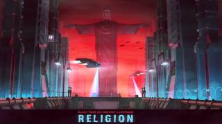 Black Tiger Sex Machine x Lektrique - Religion