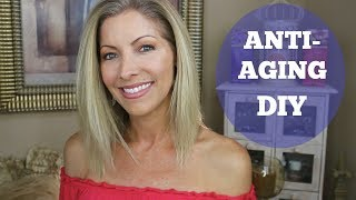 Video Anti-Aging Skin Tightening Acne Fighting DIY ~  Aloe Vera Castor Oil Beauty Benefits for skin download MP3, 3GP, MP4, WEBM, AVI, FLV Agustus 2017