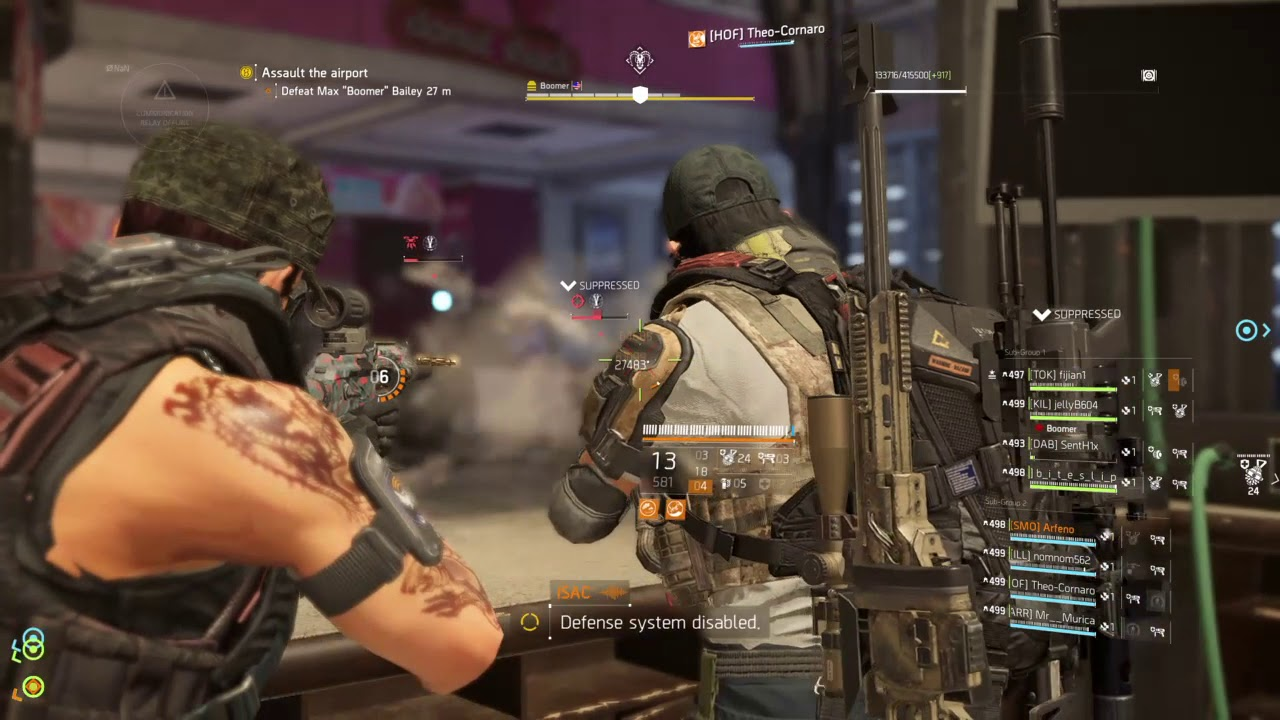 Console Players Can't Beat The Division 2's Raid [Update