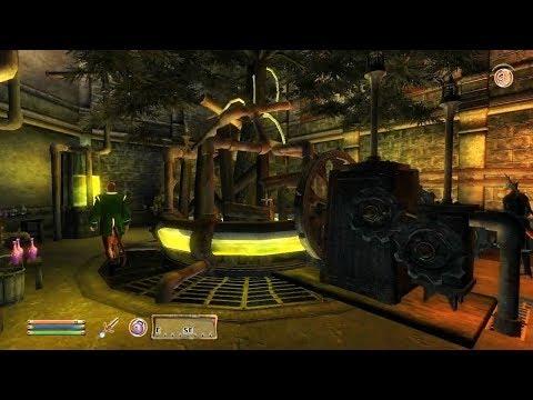 TES IV Oblivion #160 Хист