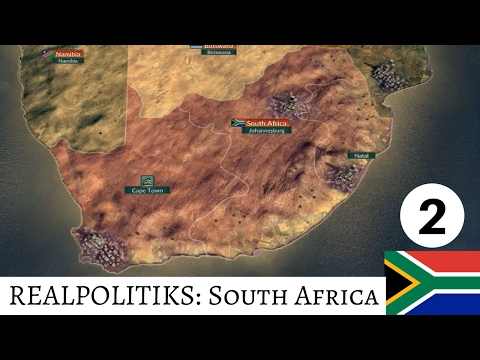 Realpolitiks - South Africa (2): The Past is a Foreign Country