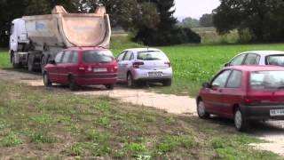 Begunci v Sloveniji- Gašper Blažič 18.09. 2015