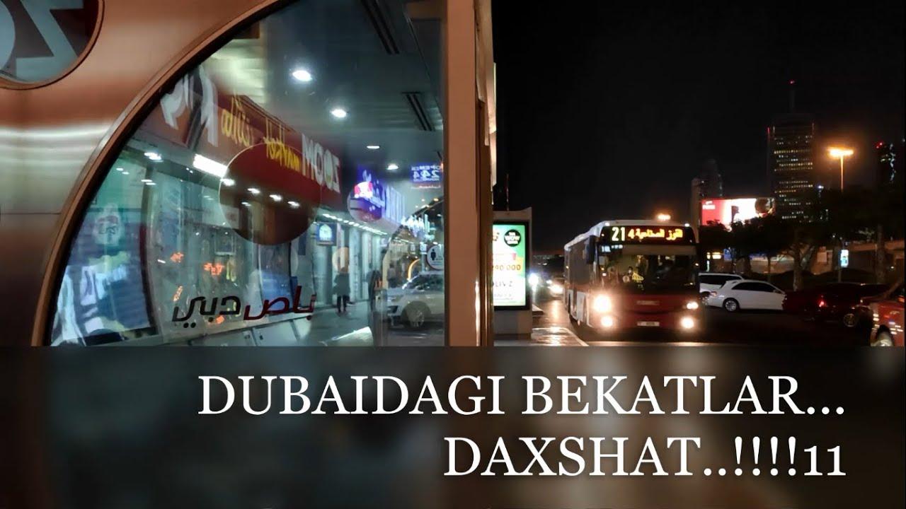 DUBAYDAGI BEKATLAR QANDAY EKANLIGINI BILIB OLING!!!! MyTub.uz TAS-IX