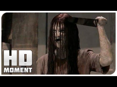 Синди против Самары - Очень страшное кино 3 (2003) - Момент из фильма - Видео онлайн