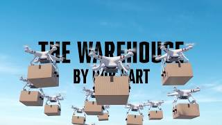 The Warehouse by Rob Hart | TRAILER