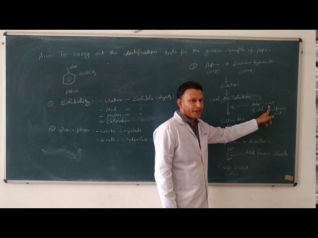 D. Pharm 2nd Year Pharmaceutical Chemistry II