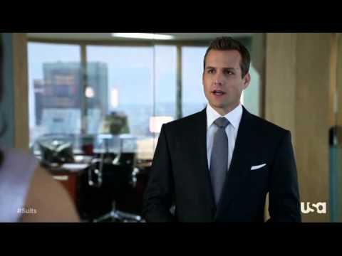 Suits: Harvey x Mike - James Bond