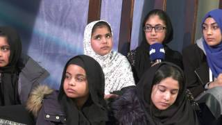 Der zweite Khalif, der Verheißene Sohn ra | Islamische Kindergeschichten