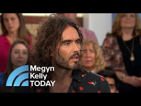 Russell Brand On Recovery From Addiction And His 'Villainous' Baby Daughter  Megyn Kelly TODAY