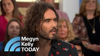 Russell Brand On Recovery From Addiction And His 'Villainous' Baby Daughter | Megyn Kelly TODAY