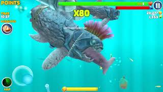 Game Android #805 Hungry Shark Evolution Christmas Update