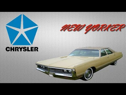 LA HISTORIA DEL CHRYSLER NEW YORKER