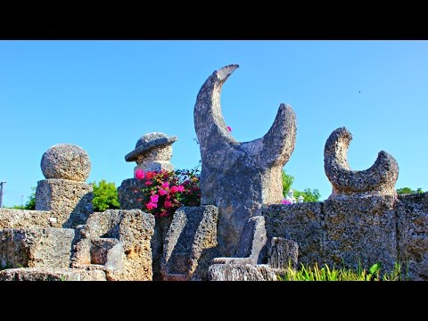 Published My 1st Book! Coral Castle: Everything You Know Is Wrong