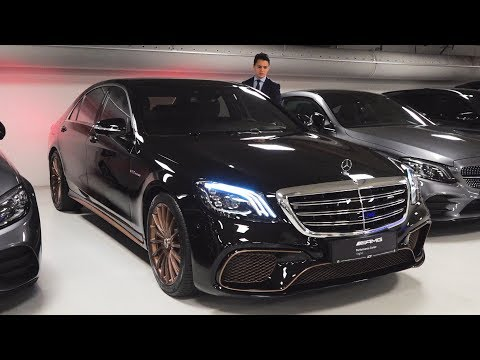 2020 Mercedes S65 AMG - V12 Final S Class FULL Review 4MATIC + Sound Interior Exterior Infotainment