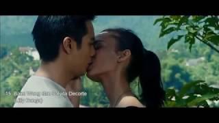 17 Ciuman Bibir Hot Artis Indonesia,Pasti Gak Nyangka