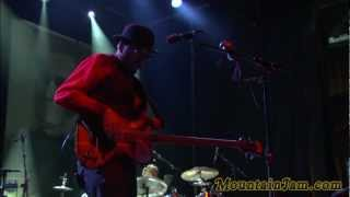 "Les Claypool - ""Cosmic Highway"" - Mountain Jam VI - 6/4/10"