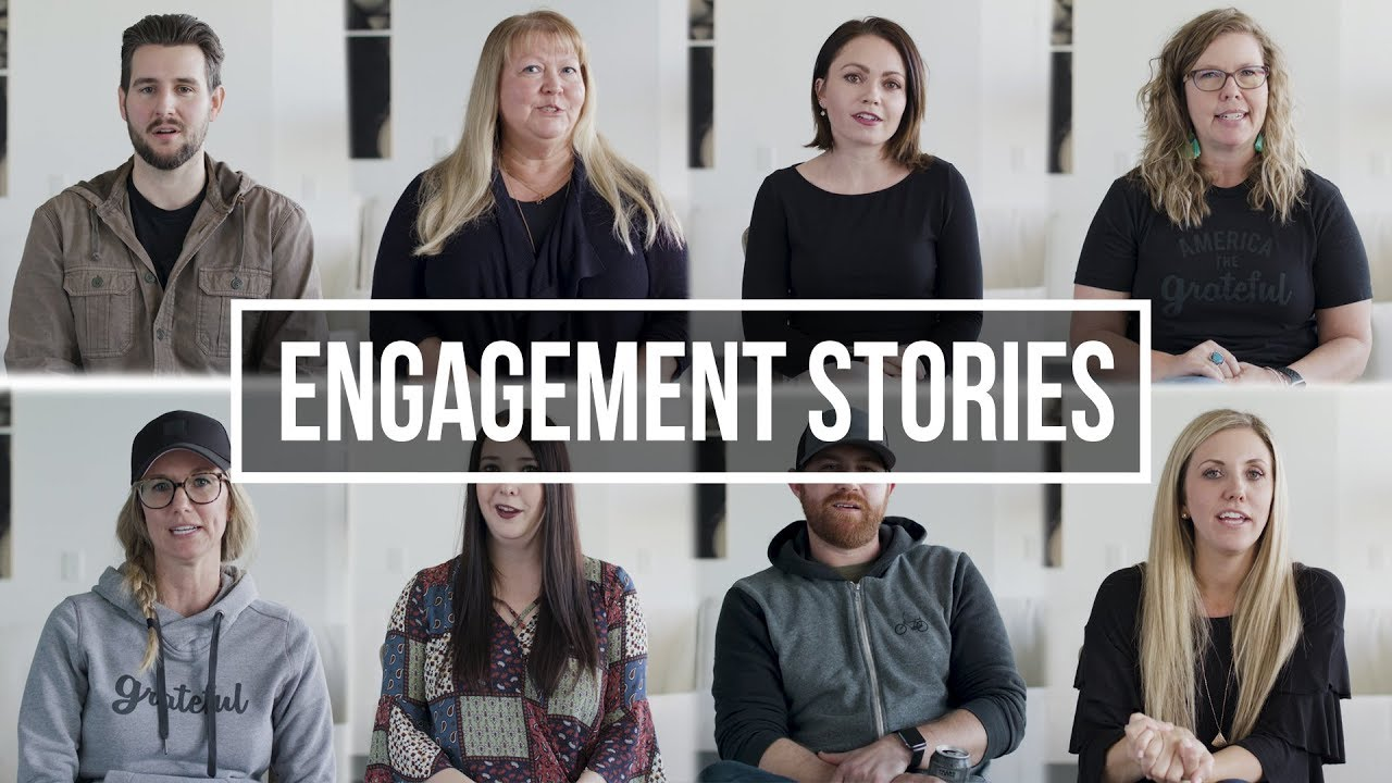 Engagement Stories Youtube