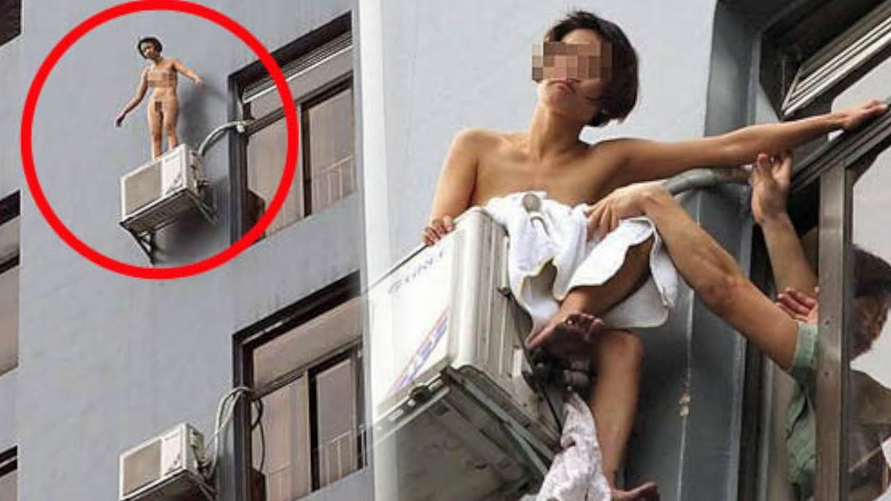 Chinese women dancing at home and making love with her boyfriend