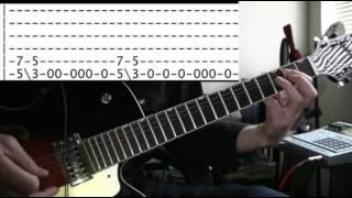 Video guitar lesson Rammstein du hast tab download MP3, 3GP, MP4, WEBM, AVI, FLV Juli 2018