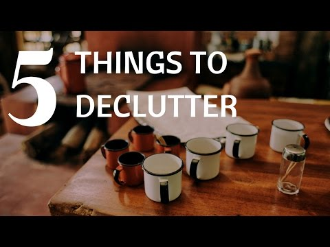 5 Things I Stopped Buying | Decluttering Tips